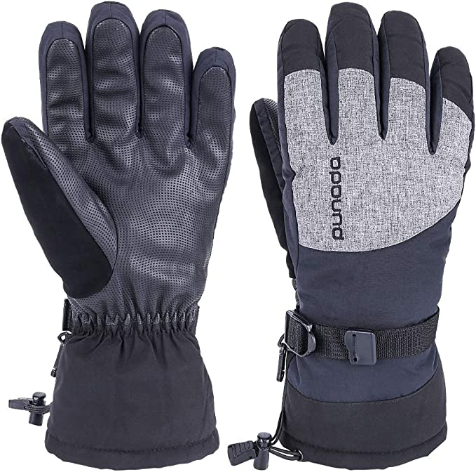 TRIWONDER Winter Touchscreen Gloves Waterproof Cold Weather Ski Snow Running Warm Gloves for Kids Men and Women