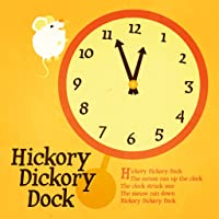 Kids Poem Hickory Dickory Dock