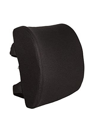 Everlasting Comfort 100% Pure Memory Foam Back Cushion ...