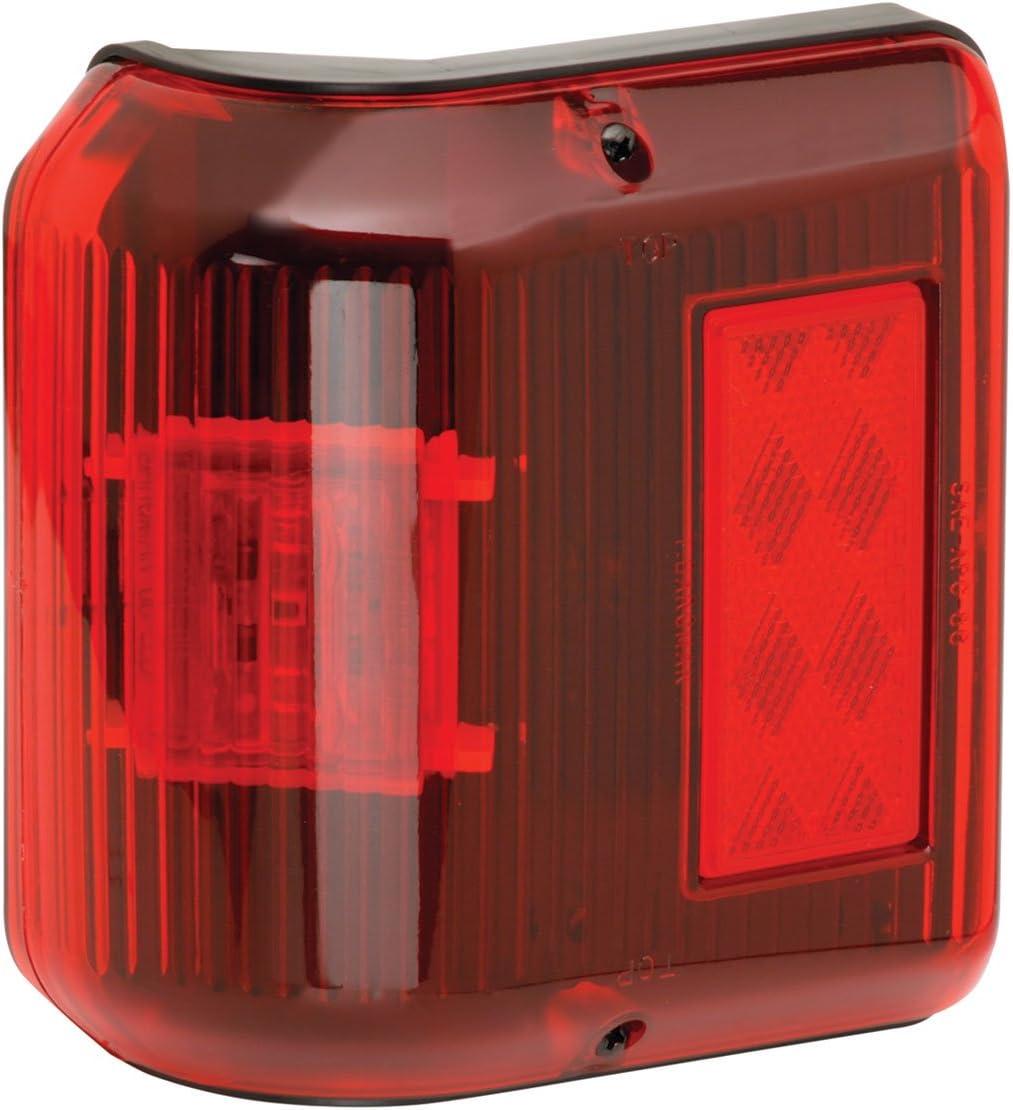 Red Trailer Set of 2 Bargman Class A Reflex Reflector for RV Camper
