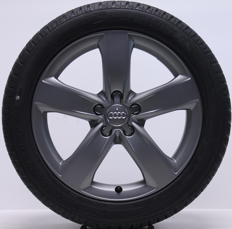 4 Original Audi A6 4 G C7 Llantas 4 g0601025 m 7,5 x 18et37 Invierno ruedas nuevo A82: Amazon.es: Coche y moto