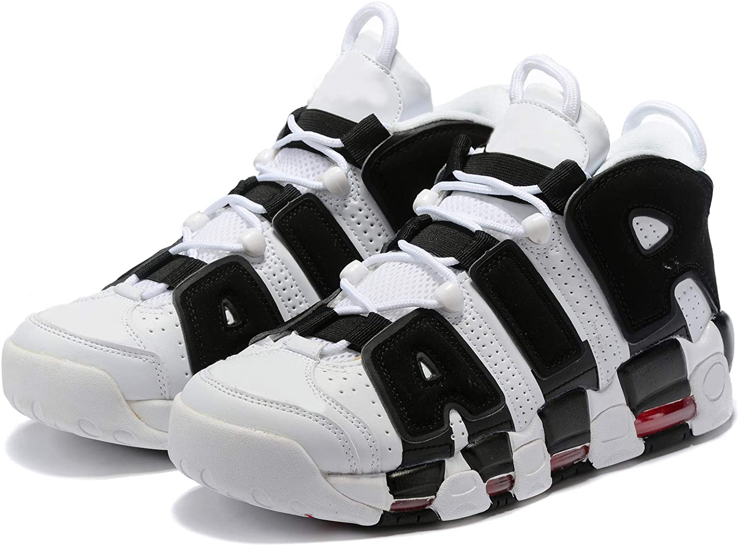Air Cushion More Uptempo 96 Mens Fashion Basketball Shoes Running Sneakers