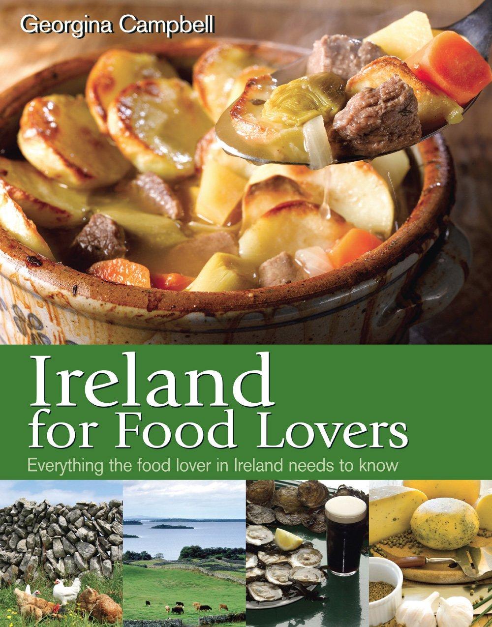Download Ireland for Food Lovers ebook