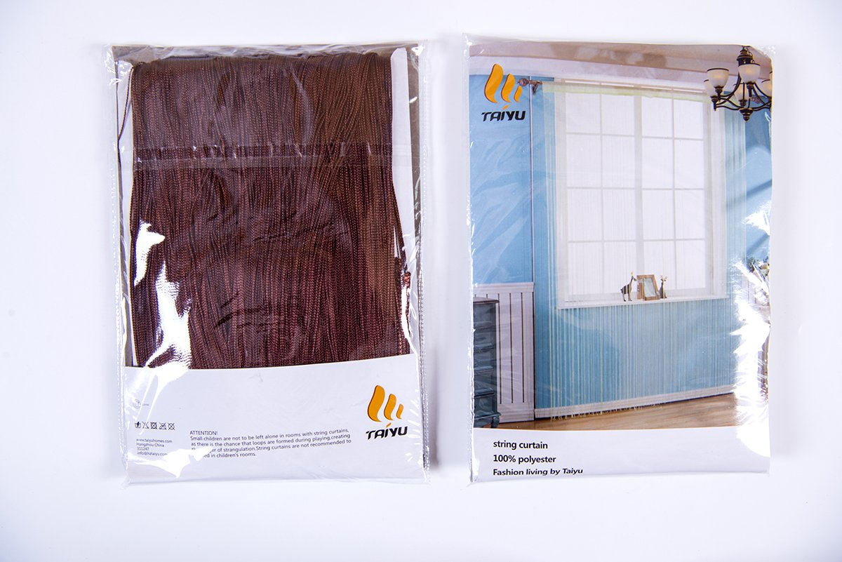 Taiyuhomes Warp Knitting String Door Net Curtain As Insect Bug Fly