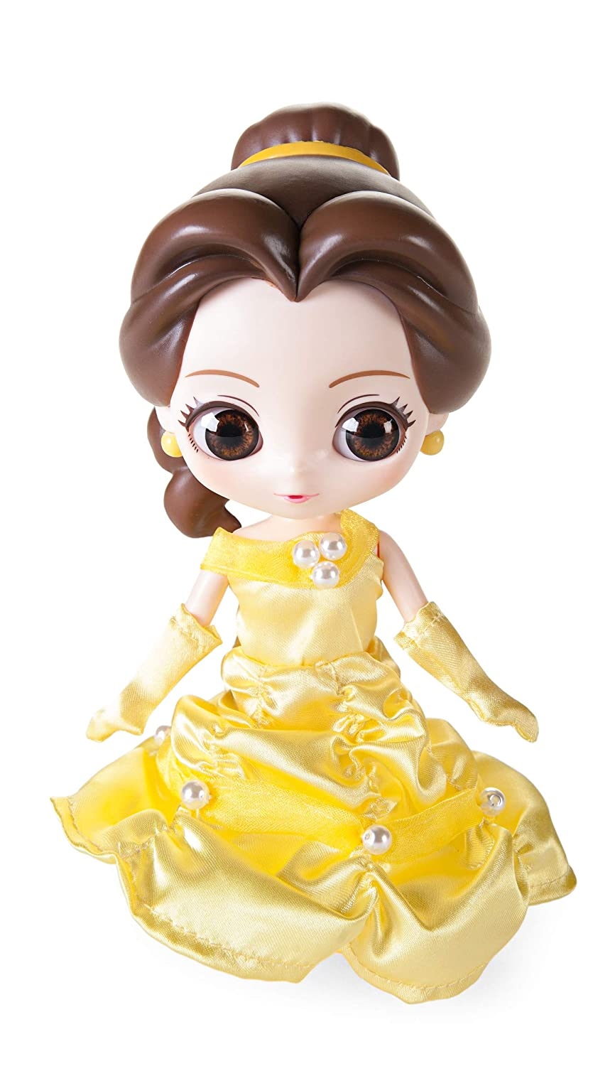 d1209e4f105fe Amazon.com: Matching World Beauty and The Beast Belle CuiCui PM Doll ...