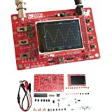 "KKmoon DSO138 2.4"" TFT Handheld Pocket-size Digital Oscilloscope Kit SMD Soldered + Acrylic DIY Case Cover Shell for DSO138"
