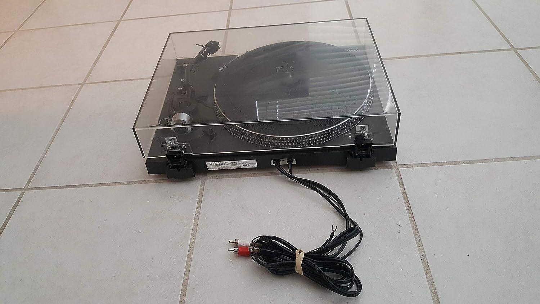 Amazon.com: Vintage Technics SL-2000 - Sistema de tocadiscos ...