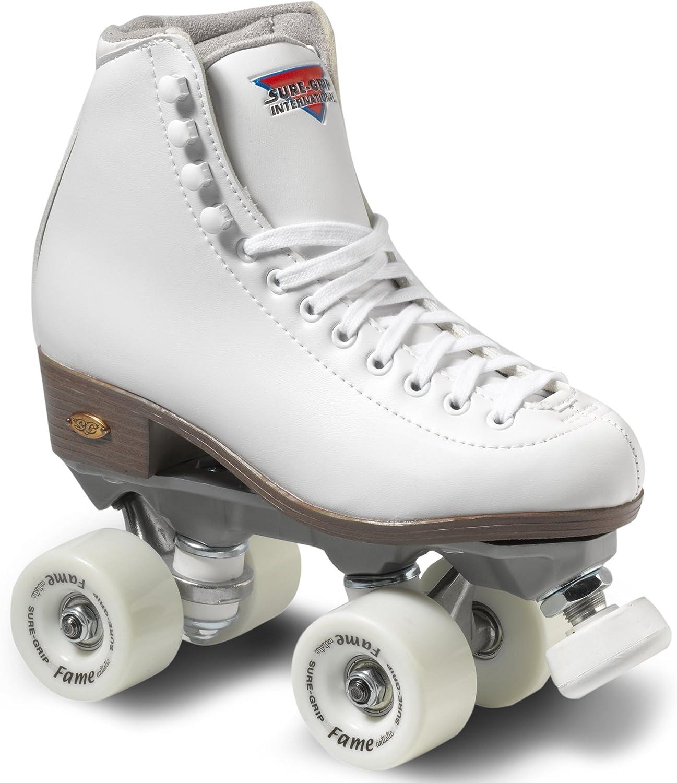 Sure-Grip Fame Indoor Roller Skate Wheels