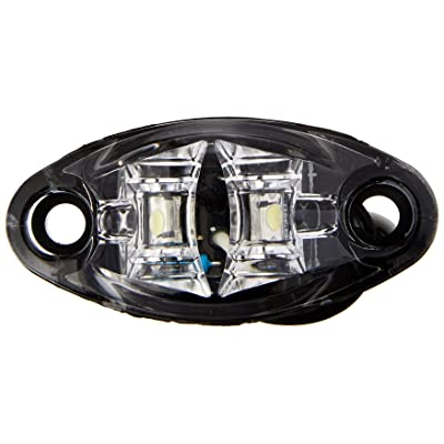 Valterra Products Inc DG52530VP Marker Lamp Led Clear/White: Automotive