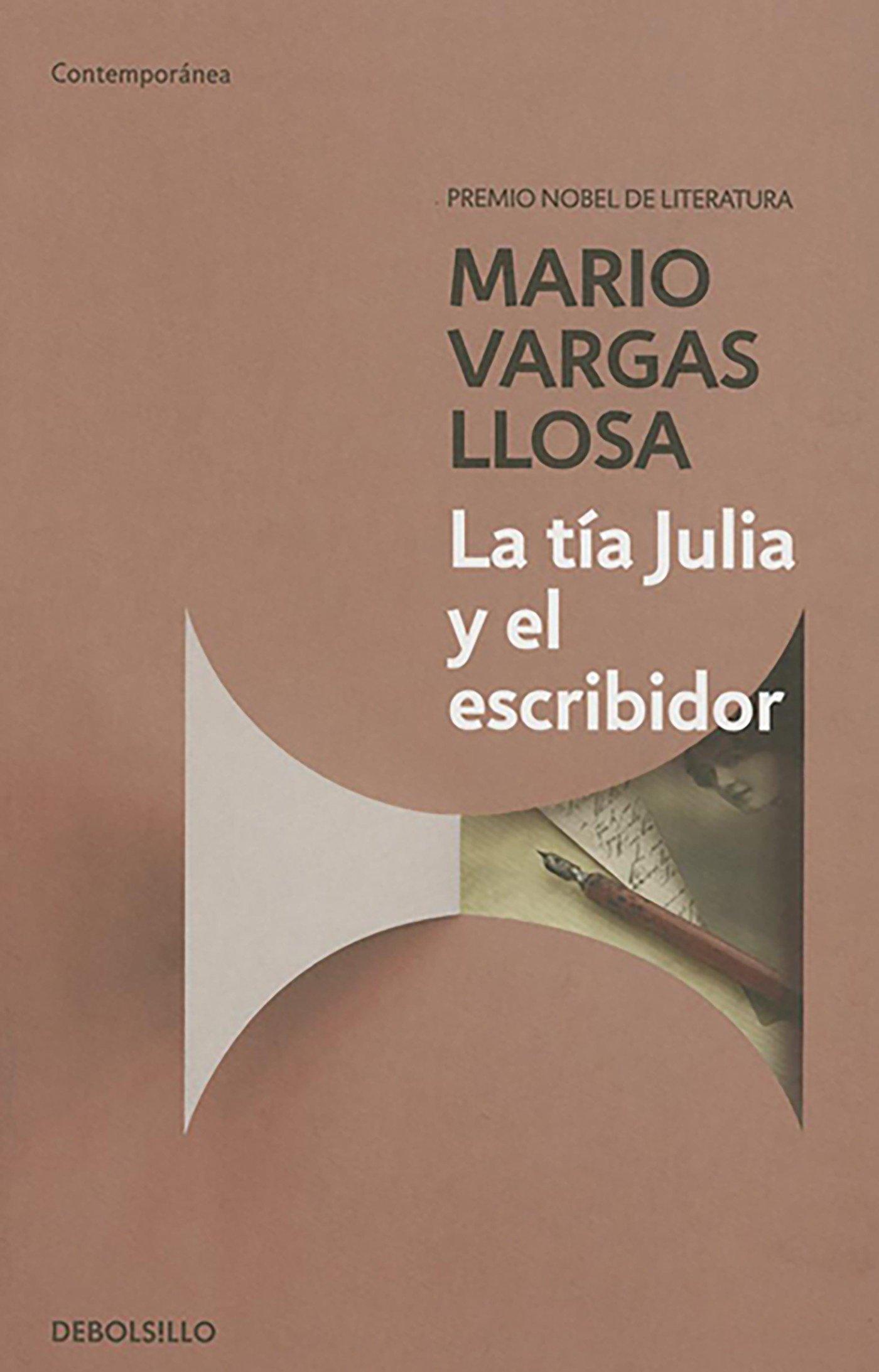 la-ta-julia-y-el-escribidor-spanish-edition