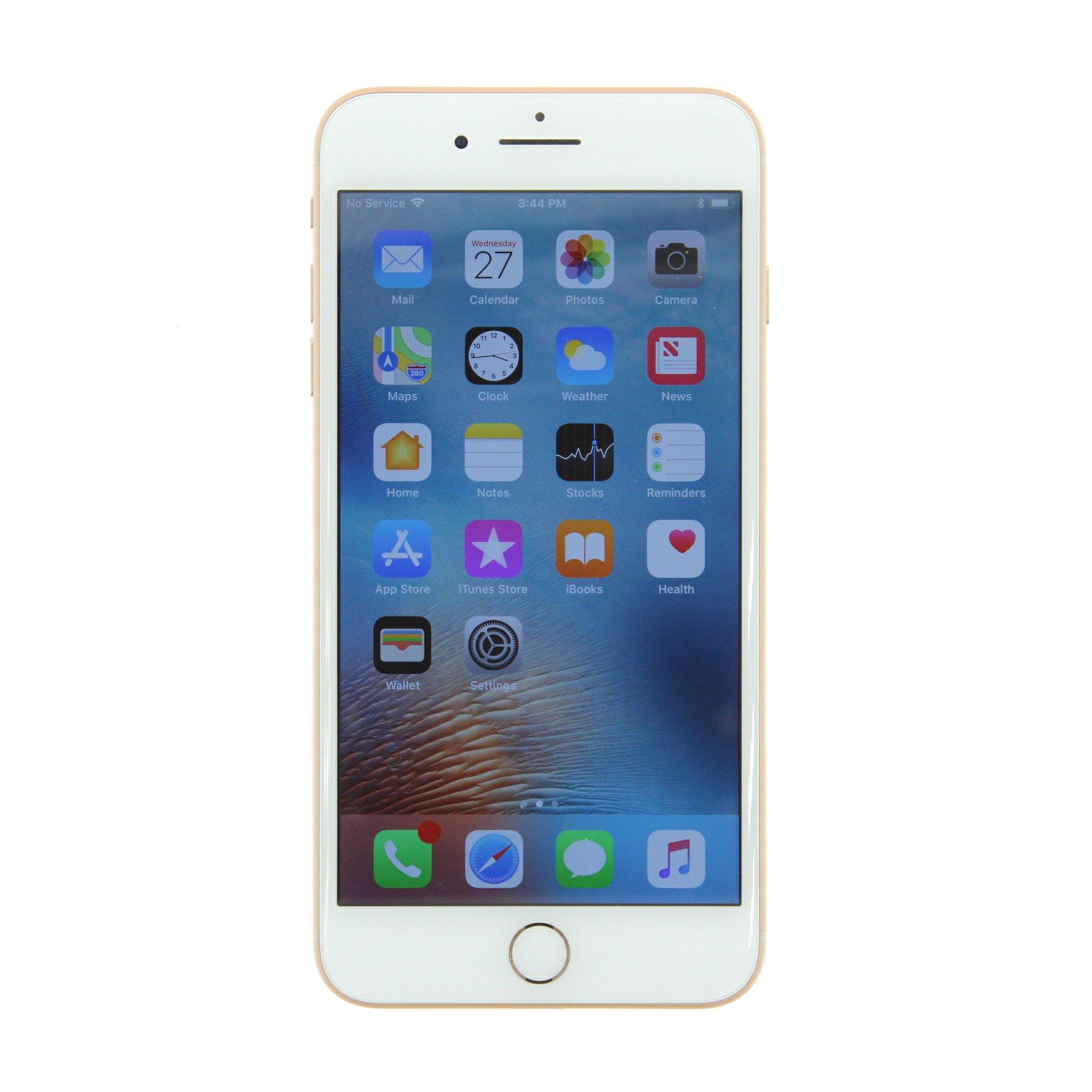 Apple iPhone 8 Plus a1897 Gold 64GB GSM Unlocked (Renewed) by Apple
