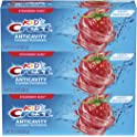 3-Count Crest Kid's Cavity Protection Fluoride Toothpaste