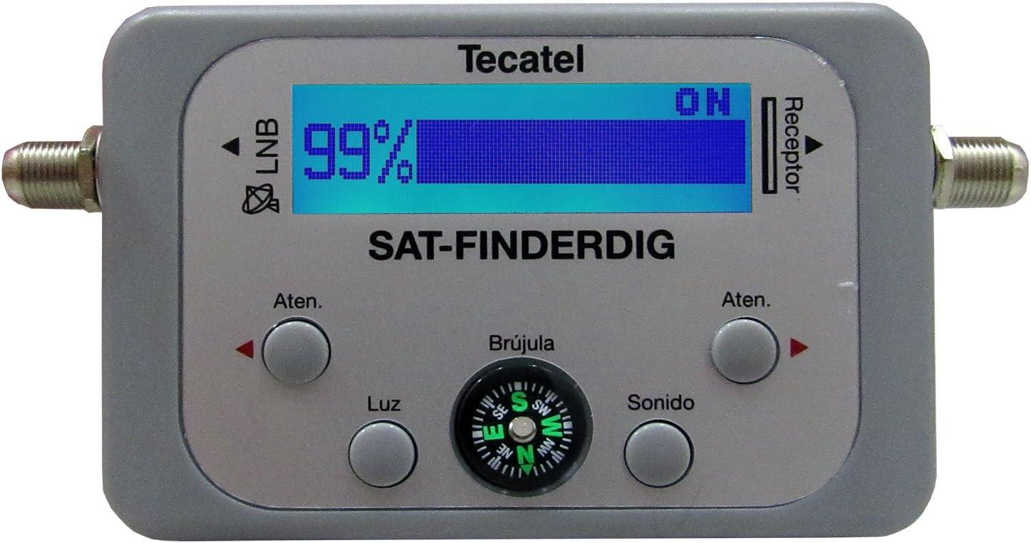 Tecatel medidores - Apuntador satelite digital: Amazon.es ...