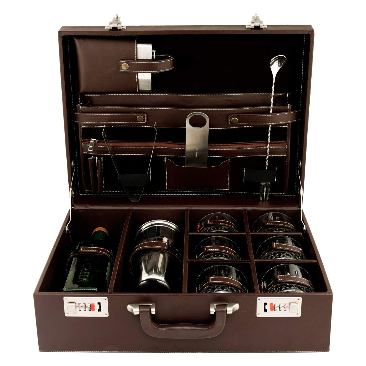 Buy Shopee Branded Portable Cocktail Bar Accessories Set Travel