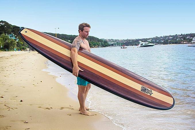 HONU Tabla de Surf Mini Malibu - minimalibu 8 0 + 3 derives - Malibu 8: Amazon.es: Deportes y aire libre