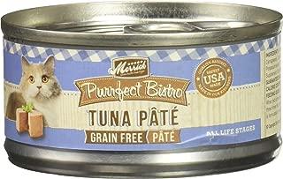 product image for Merrick Pet Care 295004 Purrfect Bistro Tuna Pate 3oz Cat