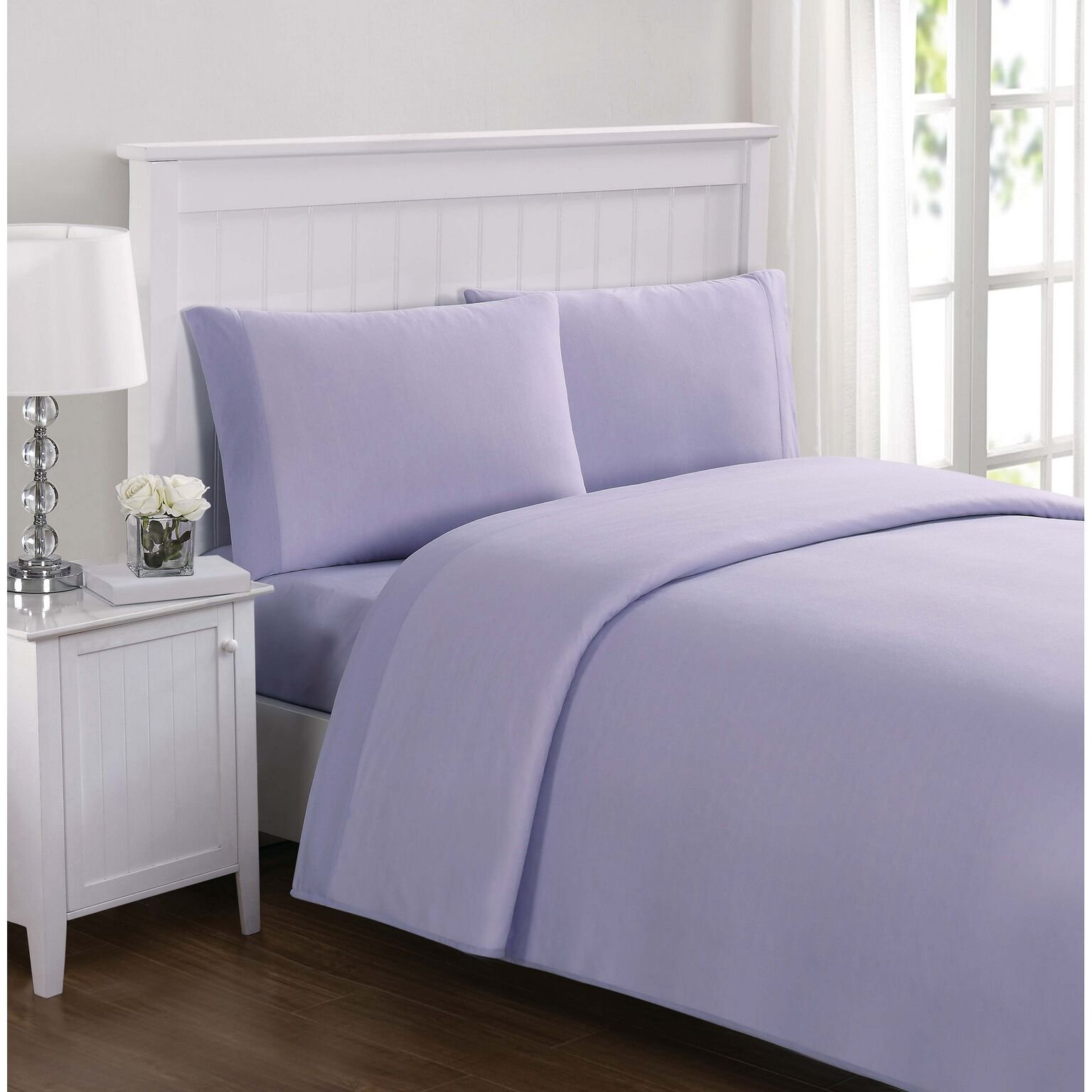 Truly Soft SS2400LAFU-4700 Sheet Set, Full, Lavender by Truly Soft Everyday