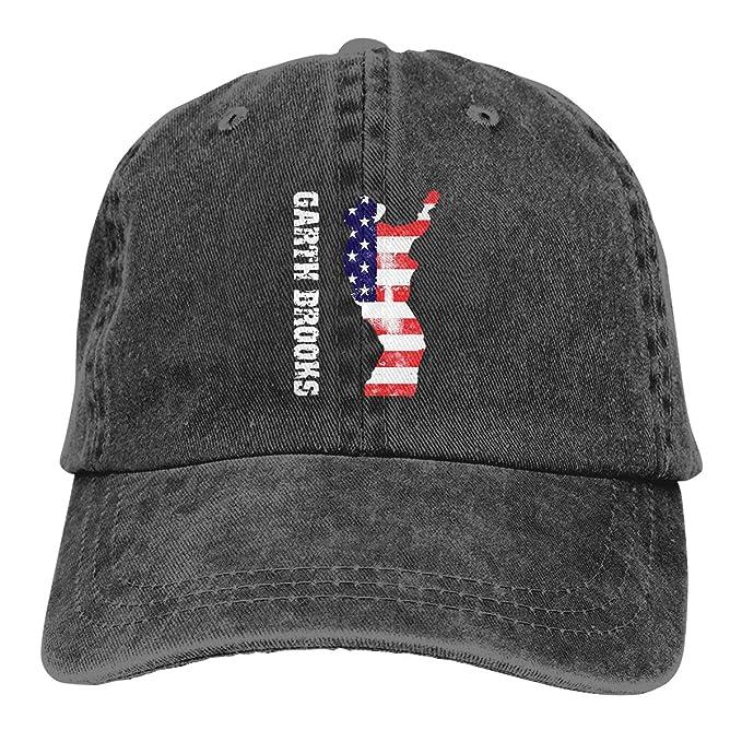 33438ccf5 Garth Brooks Flag Women Beach Black Cowboy Hats at Amazon Men's ...