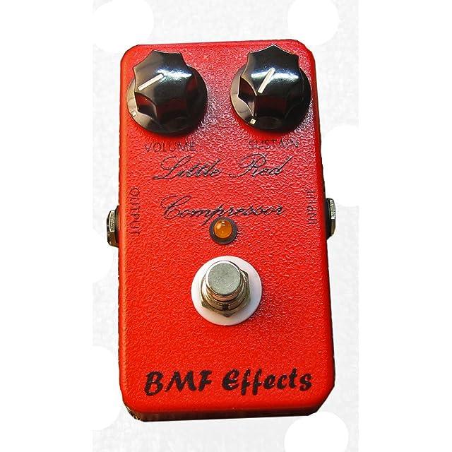 エフェクター画像 BMF Effects Little Red Compressor