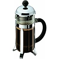 Bodum Chambord 3 Cup Shatterproof French Press Coffeemaker, 0.35 l, 12-Ounce
