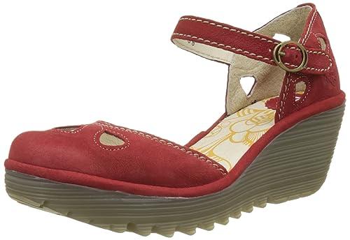 Zapatos Para Tacón Yuna Mujer Punta Cerrada Con Fly De London 1q8EBE