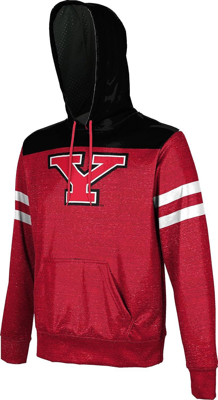 Gameday School Spirit Sweatshirt ProSphere Youngstown State University Mens Pullover Hoodie
