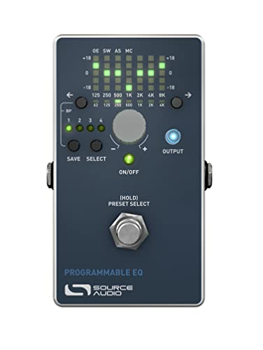 Source Audio SA170 Programmable EQ Pedal