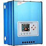 Decdeal 30A MPPT ソーラー充電コントローラ 12V / 24V / 48V バッテリ充電 レギュレータ LCDディスプレイ付き 過負荷保護 データレコード