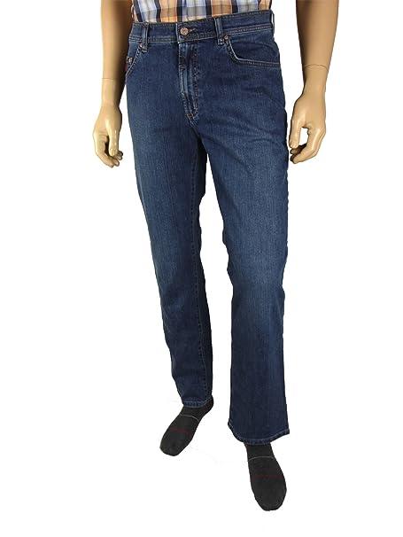 Revils Stretch-Jeans 302 V-24 2 Indigo Stone Washed  Amazon.de  Bekleidung 74355f8a04