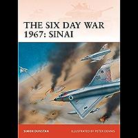 The Six Day War 1967: Sinai (Campaign Book 212)