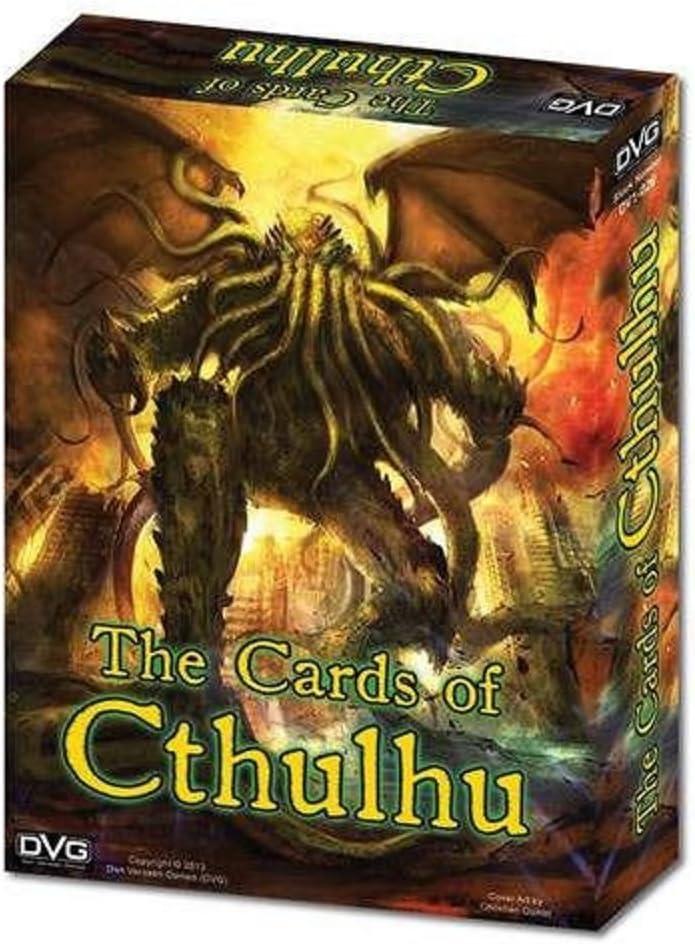 The Cards of Cthulhu: Amazon.es: Juguetes y juegos