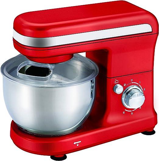 Hozodo SM1101 - Robot de cocina multifunción (800 W, 4 L, 6 ...