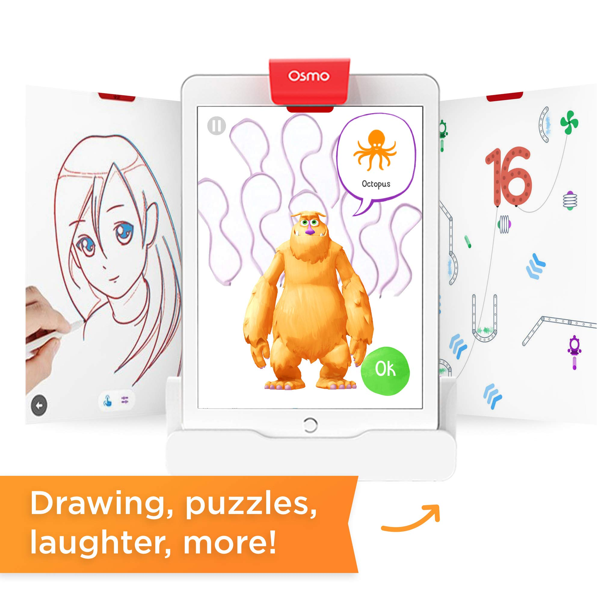 Osmo Creative Kit for iPad (iPad base included) by Osmo (Image #3)