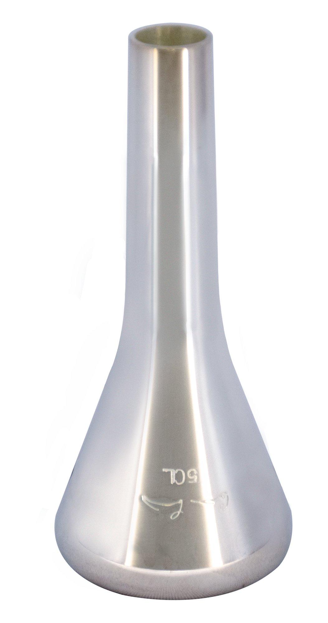 UMI Christian Lindberg Series Trombone Mouthpiece 5Cl Silver