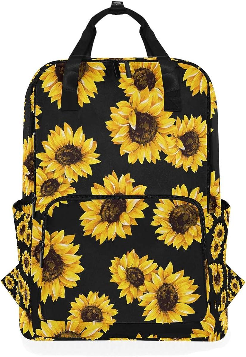 AGONA College School Backpack Computer Laptop Bag Travel Backpack Doctor Bag