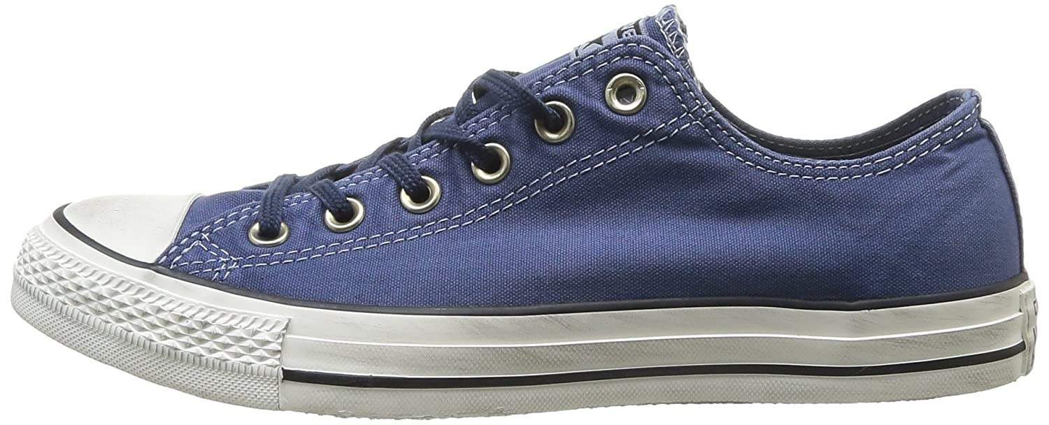 8856d1b4dc6 Converse Unisex-Adult Chuck Taylor All Star Well Worn Ox Trainers:  Amazon.co.uk: Shoes & Bags