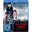 What Happened To Monday? [Blu-ray]