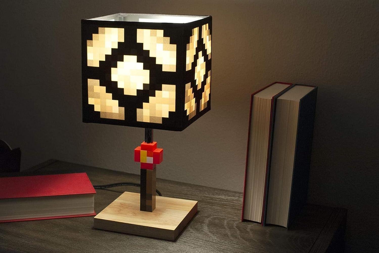 Minecraft Glowstone Lamp Unknown
