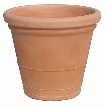 a14da45c88b15 Marchioro 360193 Cuenca Pot de Fleurs Pot de Fleurs, 99,7 cm, Terre ...