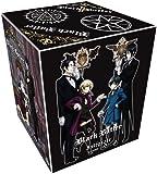 Black Butler - Intégrale (Saison 1 et 2 + 6 OAVs) - Edition limitée (10 DVD)