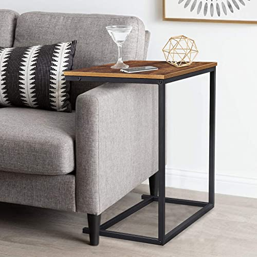 KingSo Side Table C Table Sofa End Table