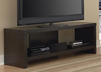 Amazon Com Ameriwood Home Jensen Tv Stand For Tvs Up To 60