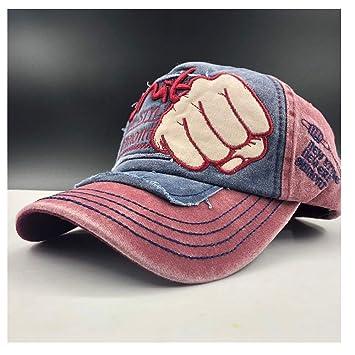 Xiaojuan-Hats, Gorra de béisbol Sombreros sólidos Al por Mayor Algodón Snapback Sombreros Gorra Hip Hop Equipada Sombreros Sombreros para Hombres Mujeres ...