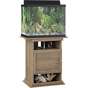 Ameriwood Home Flipper 10/20 Gallon Aquarium Stand