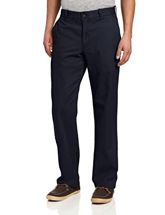 07850ec4531c5b IZOD Men's Saltwater Straight Fit Chino Pant at Amazon Men's Clothing store: