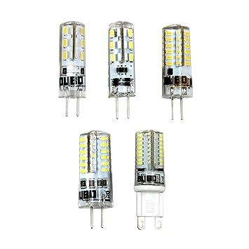 LED G4//G9 Birne Lampe Leuchtmittel Glühbirne Stiftsockel Leuchte SMD 1,5W 3W