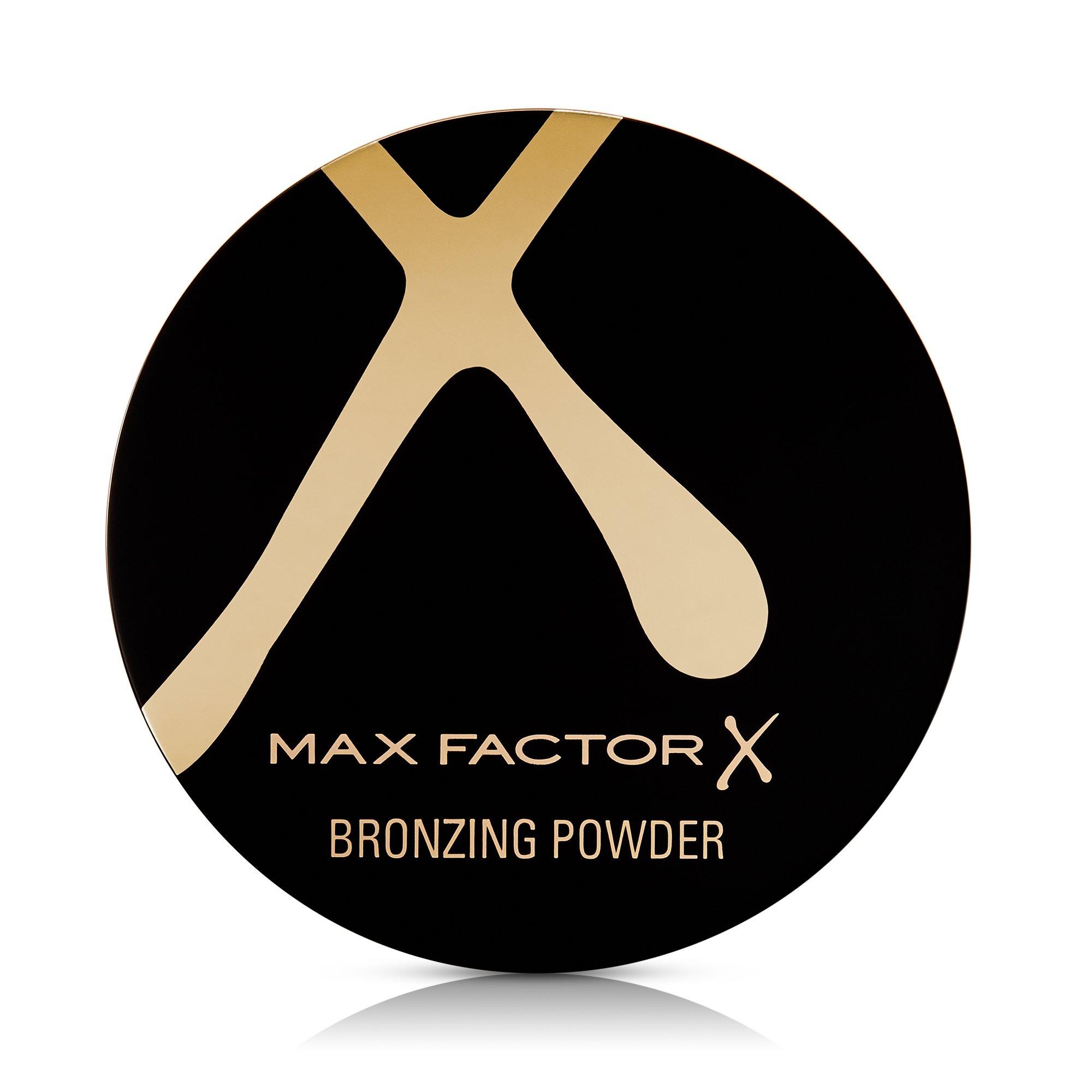 Max Factor Bronzing Powder for Women, 02 Bronze