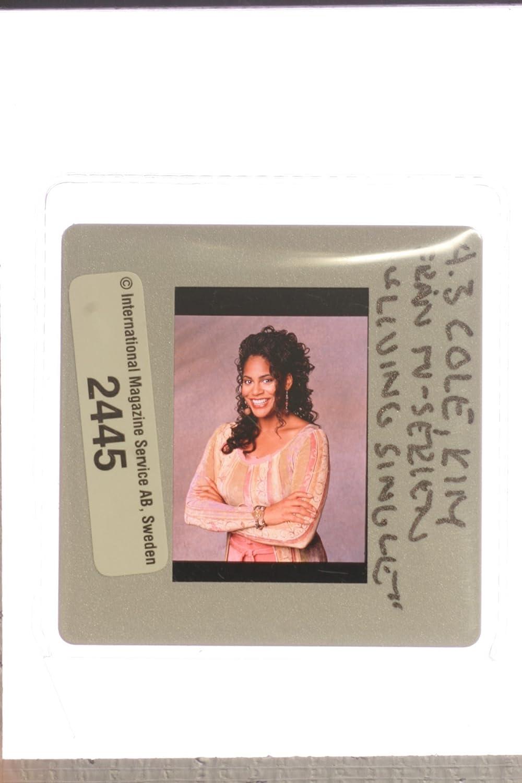 Amazon com: Slides photo of Kimberly