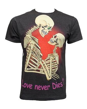 Insanity Clothing - T-shirt - Homme Noir Noir  Amazon.fr  Vêtements ... 06f7e2af7a01