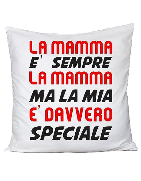 66d6b80ea356 Cuscino La mamma è sempre la mamma ma la mia è davvero speciale - festa  della